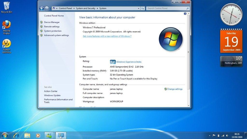 activador de windows 7