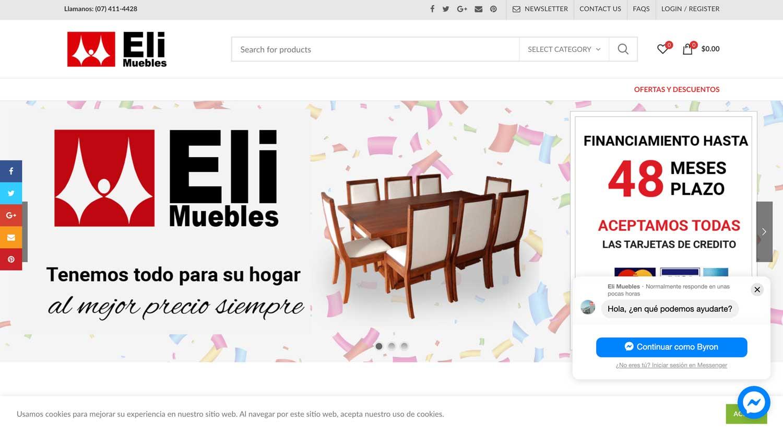 Eli Muebleria en Cuenca Tienda Online