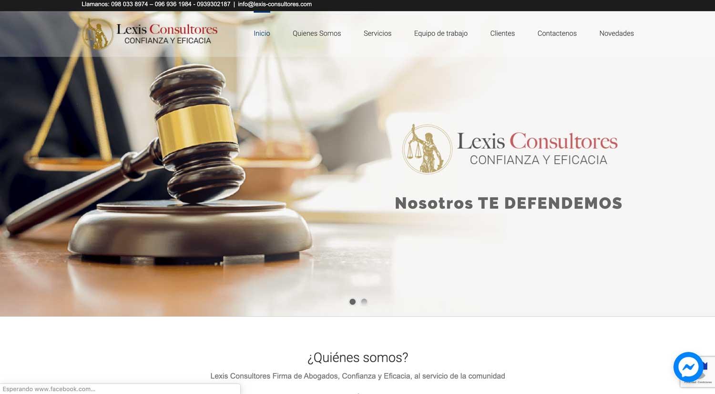 Lexis consultores abogados en Paute Ecuador